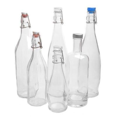 Bottles, Growlers & Crown Corks